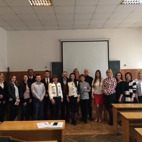 Міжнародна науково-практична конференція на тему «Забезпечення прав людини четвертого покоління у системі охорони здоров'я» (м. Ужгород, 12 квітня 2019 року)